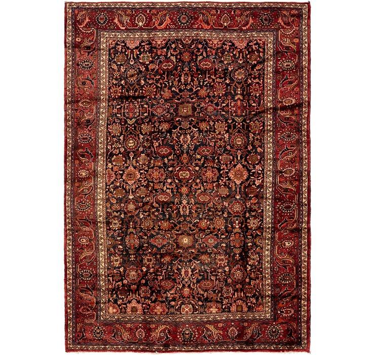 8' 4 x 11' 9 Shahrbaft Persian Rug