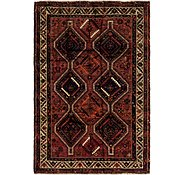 Link to 175cm x 257cm Ghashghaei Persian Rug
