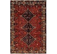 Link to 6' 5 x 9' 5 Ghashghaei Persian Rug