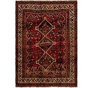 Link to 5' 7 x 7' 9 Ghashghaei Persian Rug
