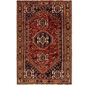 Link to 157cm x 250cm Ghashghaei Persian Rug