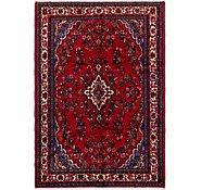 Link to 6' 10 x 10' 3 Hamedan Persian Rug