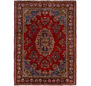 Link to 7' 5 x 9' 10 Kashan Persian Rug