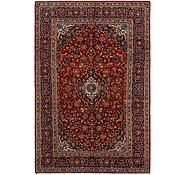 Link to 220cm x 335cm Kashan Persian Rug