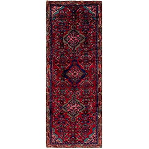 3' 3 x 9' 2 Darjazin Persian Runner...