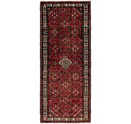 Link to 4' 5 x 10' 8 Hossainabad Persian Runner Rug