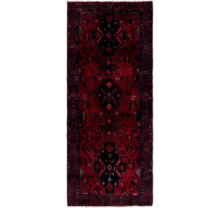 4' 2 x 10' 6 Sirjan Persian Runner Rug