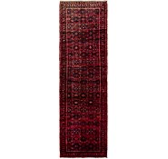 Link to 3' 10 x 13' Shahsavand Persian Runner Rug