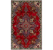 Link to 4' 8 x 7' 10 Tabriz Persian Rug