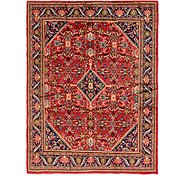 Link to 9' 9 x 12' 9 Mahal Persian Rug