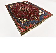 Link to 6' x 8' 4 Hamedan Persian Rug