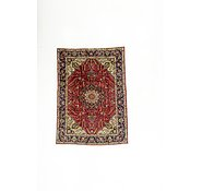 Link to 8' 4 x 11' 3 Tabriz Persian Rug