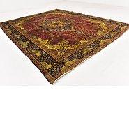 Link to 9' 7 x 12' 4 Tabriz Persian Rug