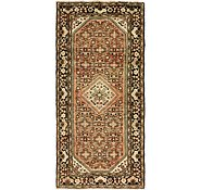 Link to 5' 2 x 10' 7 Hossainabad Persian Runner Rug