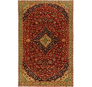 Link to 7' x 11' Kashan Persian Rug