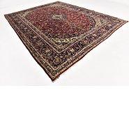 Link to 10' x 12' 8 Kashan Persian Rug