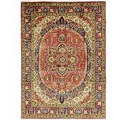 Link to 8' x 11' Tabriz Persian Rug