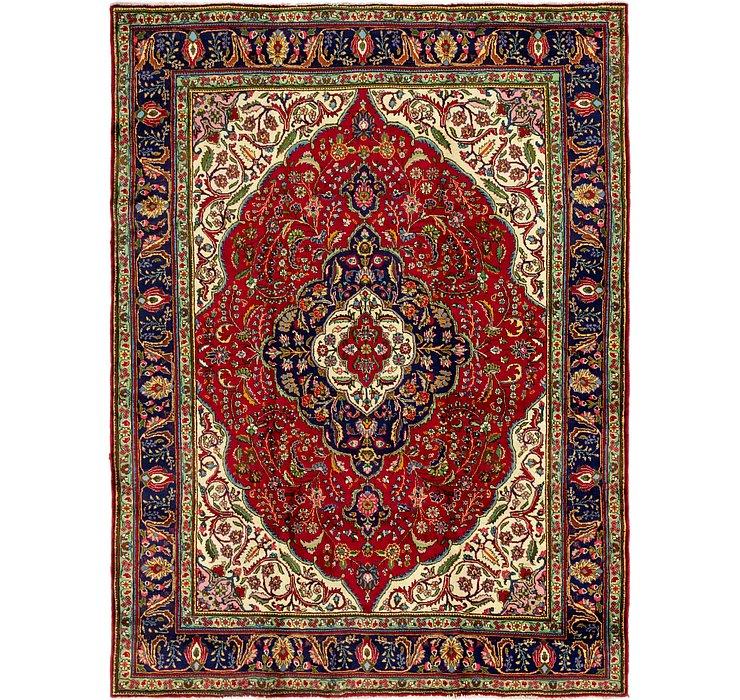 9' 10 x 13' Tabriz Persian Rug