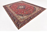 Link to 9' x 12' 6 Kashan Persian Rug