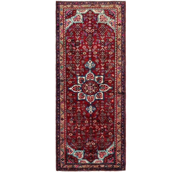 3' 7 x 9' 9 Shahsavand Persian Runn...