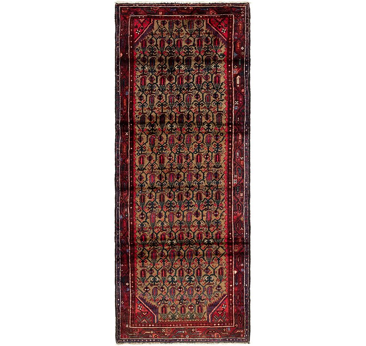 3' 7 x 10' Darjazin Persian Runner...