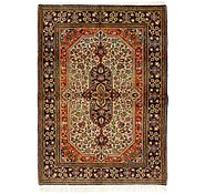 Link to 3' x 5' Qom Persian Rug