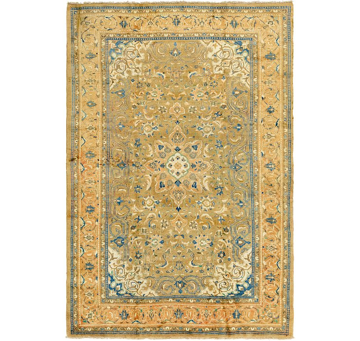 7' 9 x 11' 6 Farahan Persian Rug