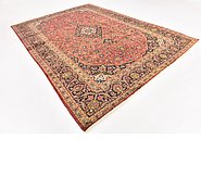 Link to 8' 3 x 11' 8 Kashan Persian Rug