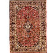Link to 8' 3 x 11' 8 Kashan Persian Rug