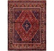 Link to 9' 10 x 12' 10 Joshaghan Persian Rug