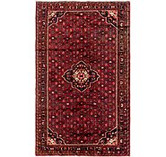 Link to 6' 7 x 10' 6 Hossainabad Persian Rug