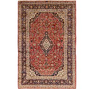 Link to 8' 10 x 13' 3 Kashan Persian Rug