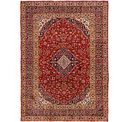 Link to 9' 10 x 13' 6 Mashad Persian Rug
