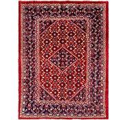 Link to 213cm x 287cm Farahan Persian Rug
