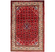 Link to 208cm x 312cm Farahan Persian Rug