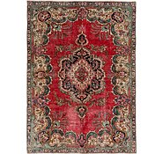 Link to 7' x 9' 9 Tabriz Persian Rug