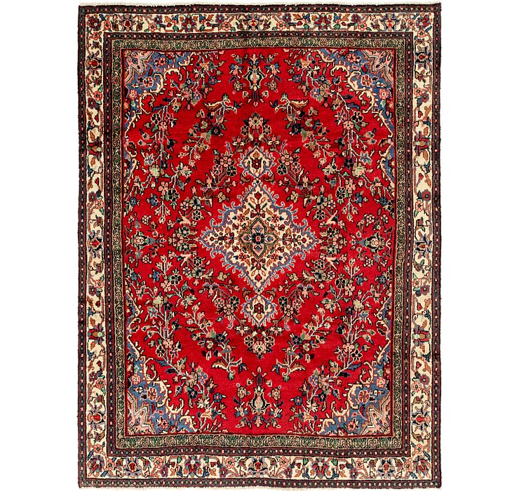 6' 9 x 9' Shahrbaft Persian Rug