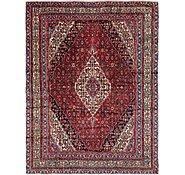 Link to 8' 2 x 11' Hamedan Persian Rug