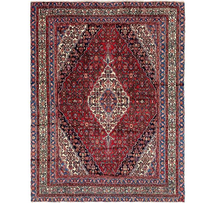 8' 2 x 11' Hamedan Persian Rug