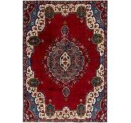 Link to 7' 6 x 10' 4 Tabriz Persian Rug