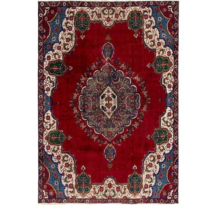 7' 6 x 10' 4 Tabriz Persian Rug