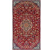 Link to 5' 5 x 9' 7 Isfahan Persian Runner Rug