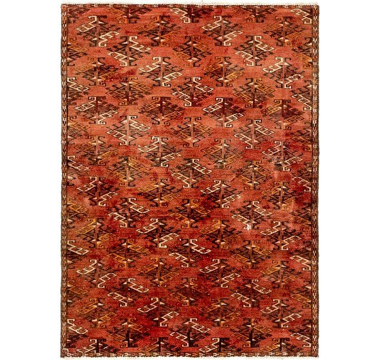 3' x 4' Bokhara Oriental Rug