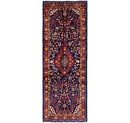 Link to 3' 7 x 9' 7 Farahan Persian Runner Rug