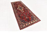 Link to 3' 6 x 9' 9 Shahrbaft Persian Runner Rug