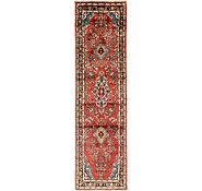 Link to 3' 3 x 11' 8 Hamedan Persian Runner Rug