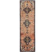 Link to 85cm x 287cm Hamedan Persian Runner Rug
