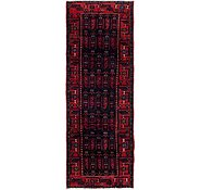 Link to 3' 8 x 9' 9 Shahsavand Persian Runner Rug