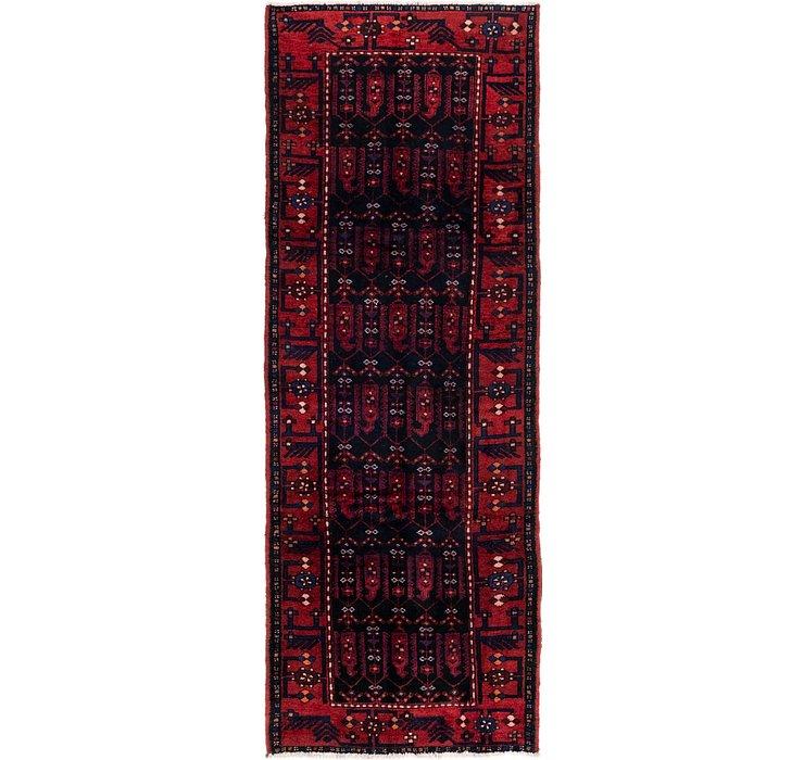 3' 8 x 9' 9 Shahsavand Persian Runn...