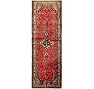 Link to 3' 7 x 10' 10 Hamedan Persian Runner Rug